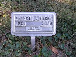 Kathryn L. Burge