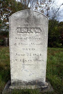 Almon M Merrill