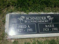 Fred Alton Schneider