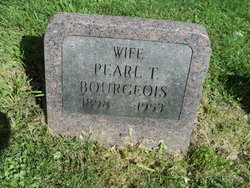 Pearl <i>Teller</i> Bourgeois