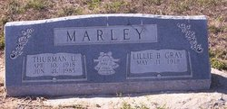 Lillie Belle <i>Gray</i> Marley