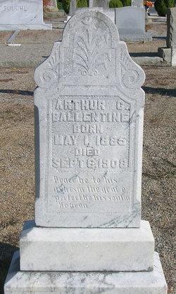 Arthur C Ballentine