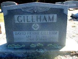 David Frank Gillham