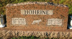 Violet Hellon <i>Lanning</i> Hohrine
