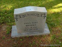 Ennis <i>Hart</i> Brooks