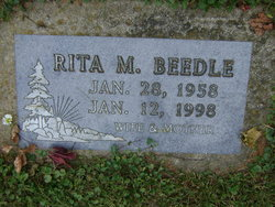 Rita M Beedle