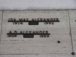 A. D. Alexander