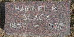 Harriet <i>Beach</i> Slack