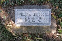 William Lee Boggs