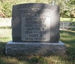 Susanah F. Burge
