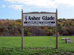 Asher Glade Cemetery