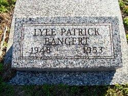 Lyle Patrick Bangert