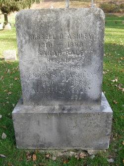Charles A. Ashley