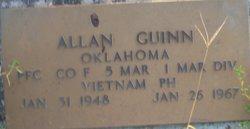 PFC Allan Guinn