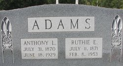 Anthony Lindsey Adams