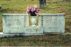Lillie <i>Sawyer</i> Holdway