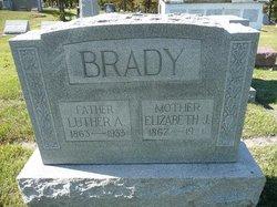 Luther A Brady