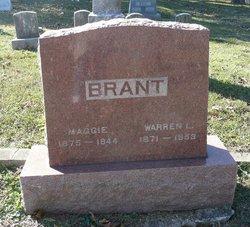 Margaret <i>Probst</i> Brant