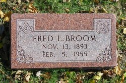 Frederick Lawrence Broom