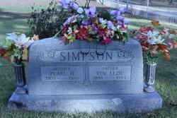 Pearl Hester <i>Watson</i> Simpson