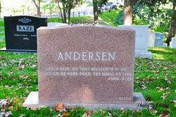 Col Daniel J. Dan Andersen