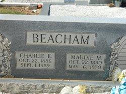 Charlie E Beacham