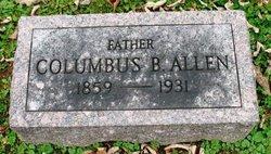 Columbus B Allen