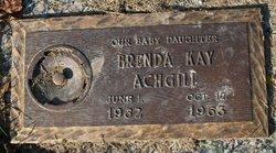 Brenda Kay Achgill