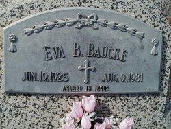 Eva <i>Bebensee</i> Baucke