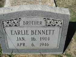 Earlie David Bennett