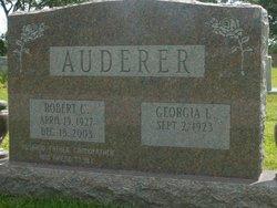 Georgia Lee <i>Schaefer</i> Auderer