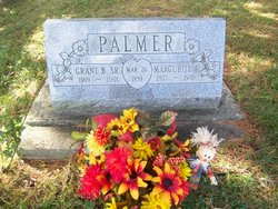 Grant B Palmer, Sr
