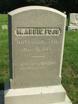 M. Abbie Foss