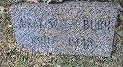 Aurel Scott Burr