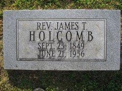 Rev James T. Holcomb