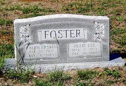 Ollie Lee <i>Winn</i> Foster