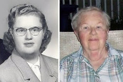 Doris Jane <i>Thomas</i> Brown