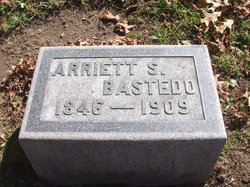 Arriett <i>Secord</i> Bastedo