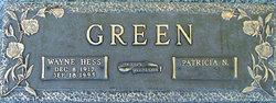Wayne Hess Green