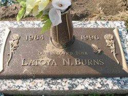 Latoya N. Burns