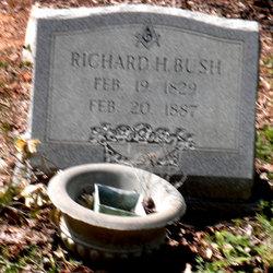 Richard Hinds Bush, Sr