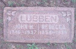 John H Lubben