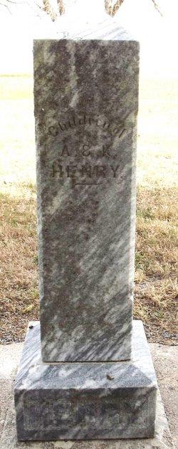 Melvin D Henry