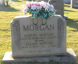 Harvey Morgan