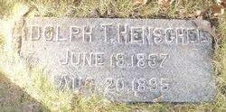 Adolph Thomas Henschel