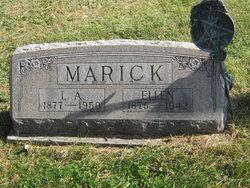 Ellen <i>Jones</i> Marick
