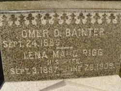Lena Maud <i>Rigg</i> Bainter