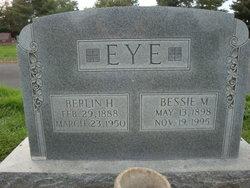 Bessie Alice <i>Mauzy</i> Eye