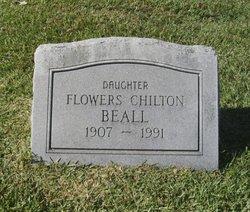 Flowers <i>Chilton</i> Beall