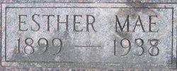 Esther Mae <i>Korns</i> Benton